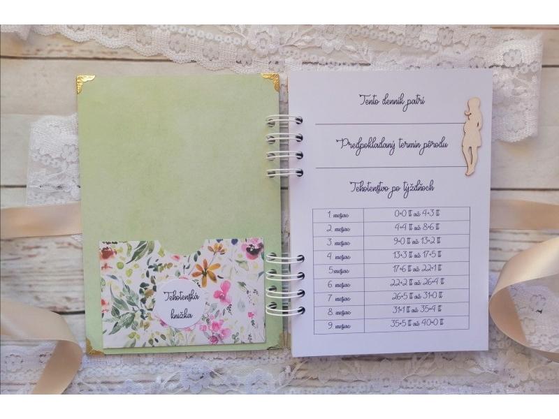 Tehotenský denníček