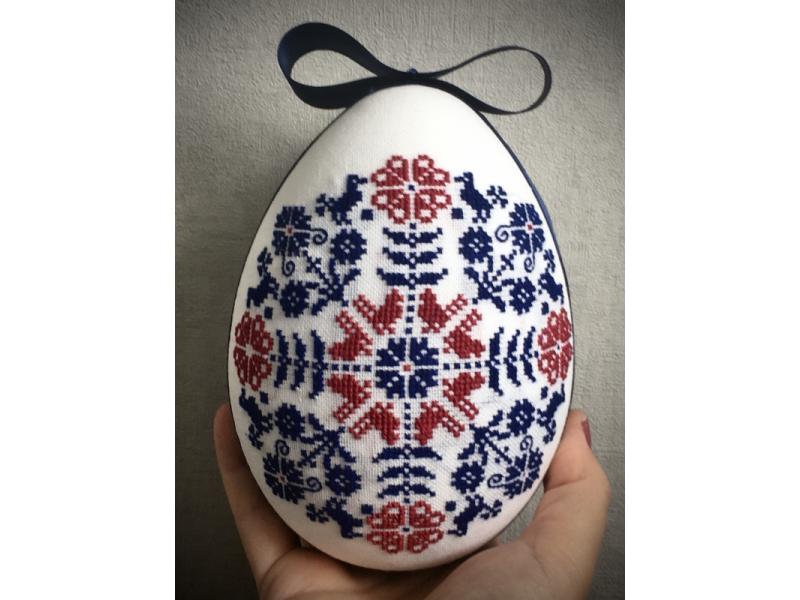 Mega veľké vajíčko