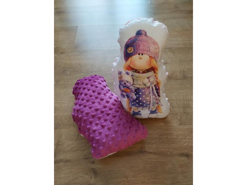 Vankúšik - malé bábiky