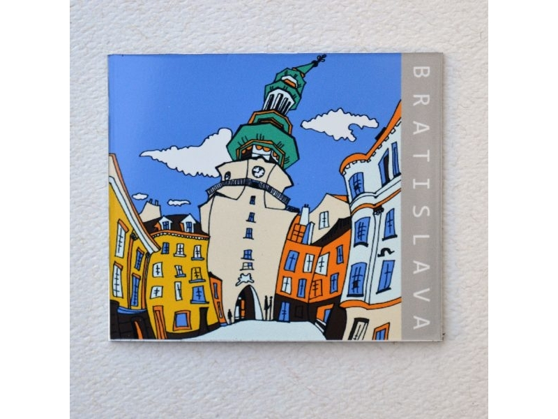 Magnetka Bratislava 2