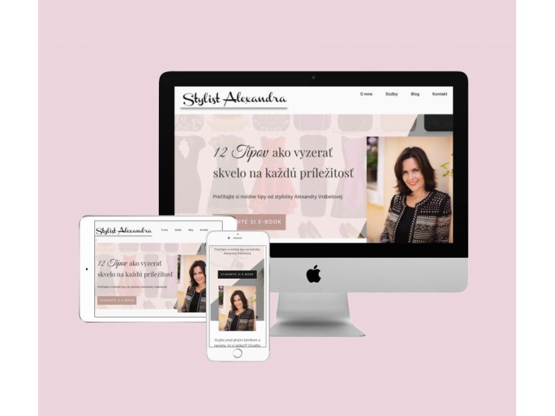Vytvorím vám webstránku alebo eshop na mieru