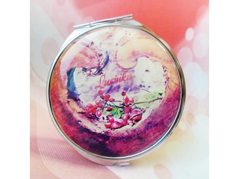 zrkadielko Zo srdca ♥ - text na želanie