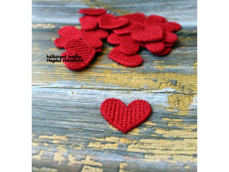 Aplikácia červené srdce