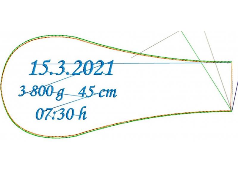 Zajačik Ušiačik  s menom a dat. narodenia