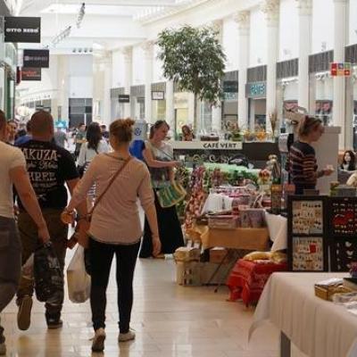 Galéria - Mama trh: Mama trh v Shopping Palace Zlaté Piesky  - 10