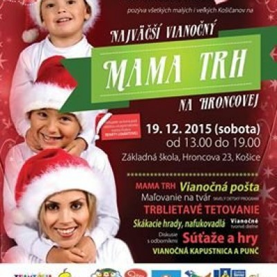 Galéria - Mama trh: Mama trh na Hroncovej v Košiciach - 4
