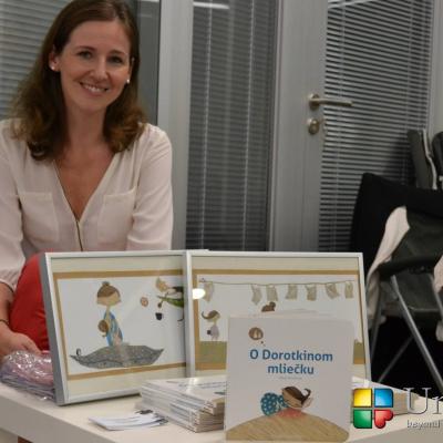 Galéria - Mama trh: Mama trh v UniCare coworking center - 5
