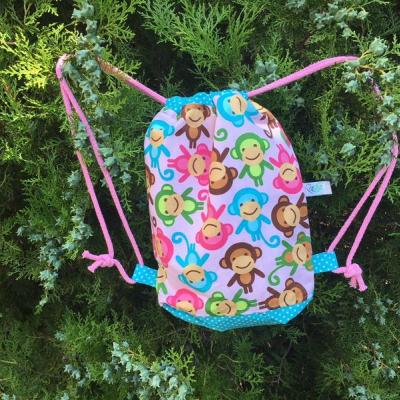 Opičkový batôžtek
