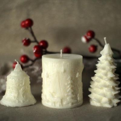 Sada vianočných sviec * s vôňou *