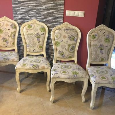 Stoličky provance