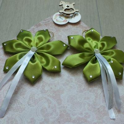 Zelené vianočné kvietky