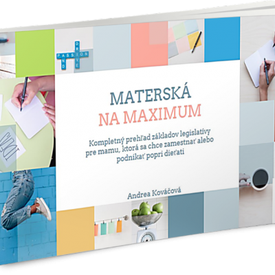 e-kniha Materská na Maximum