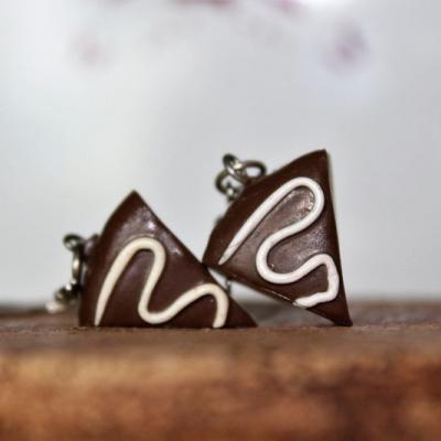 Tortičky - čokoládové (klasické)