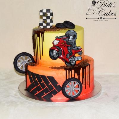 malý motorkár