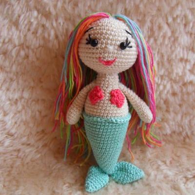 Malá morská víla :-)