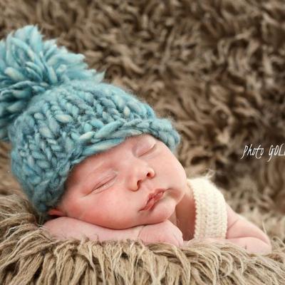 Novorodenecké fotky bábätka