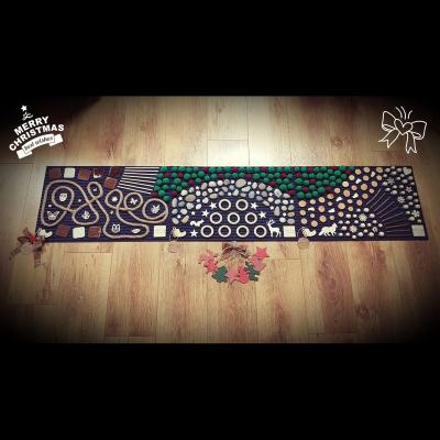 Vianočný lesný chodníček + darček