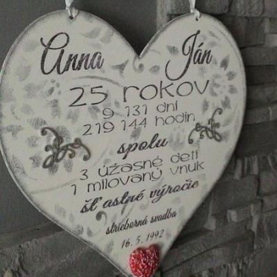 Srdiečko výročie