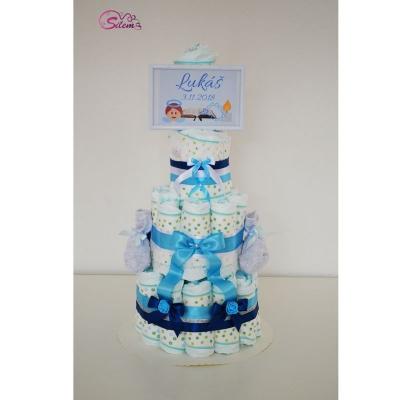 Plienková torta Lukáš