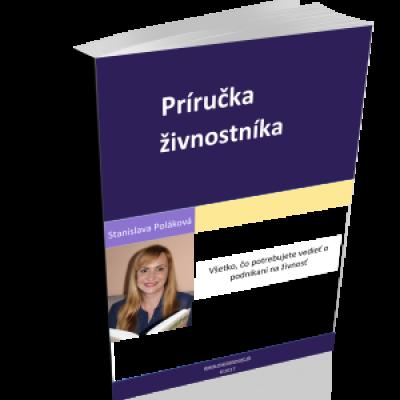e-kniha Príručka živnostníka