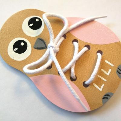 Edukačná topánka SOVA