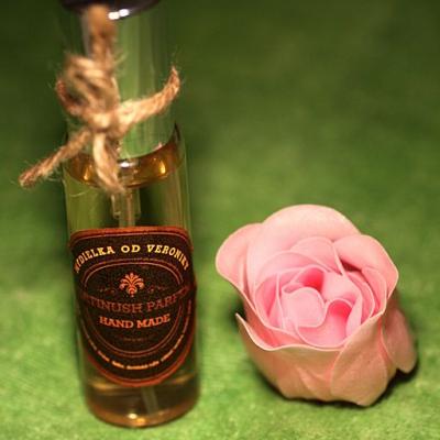 Vertinush - prírodný parfém