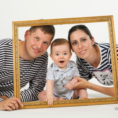 Rodinné ATELIÉROVÉ fotenie