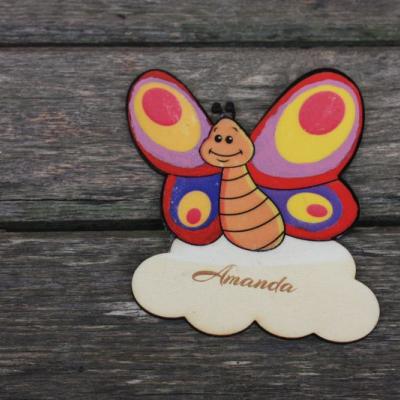 Menovka - motýľ