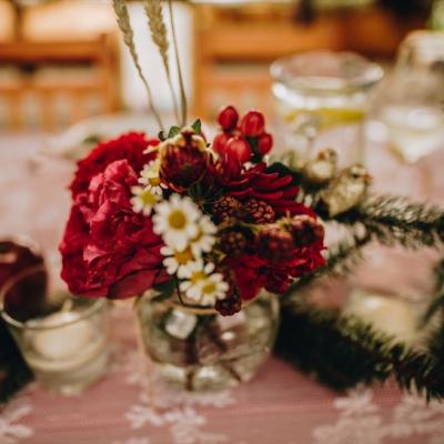 Svadobné výzdoby