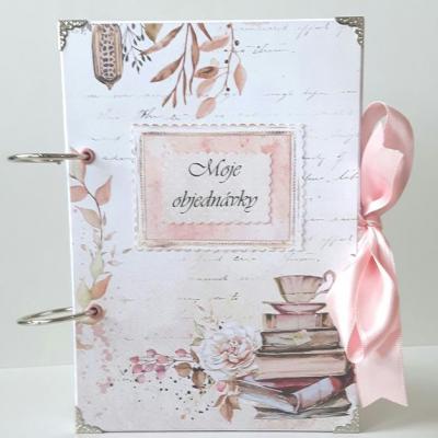 Zápisník na objednávky