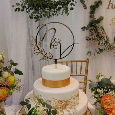 Zápich na svadobnú tortu