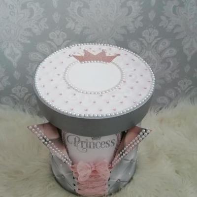 Box pre dievcatko princess