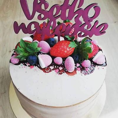 Zápich do torty