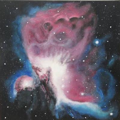 Obraz Hmlovina Orion