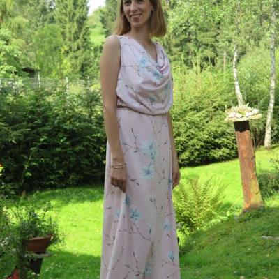 Šaty na dojčenie - LETNÁ ROMANCA