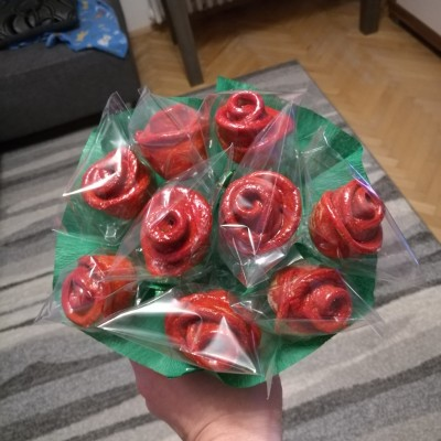 Medovnikove ruže
