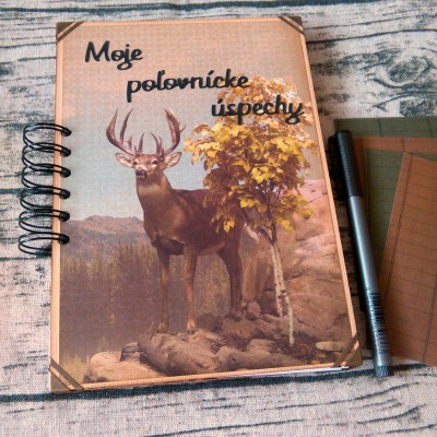 Zápisník pre poľovníka
