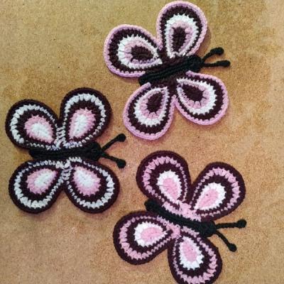Podšalky motýlik