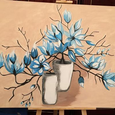 Maľba na plátno