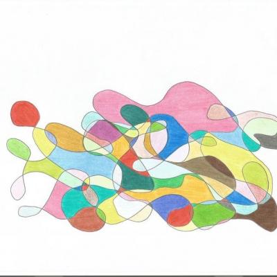 Fraktálna kresba-terapeutická kresba pre každého