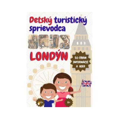 Kniha - Detský turistický sprievodca Londýnom