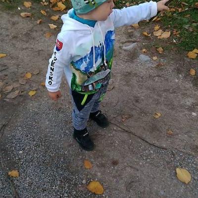 Detská mikina-TATRANSKÁ JAVORINA