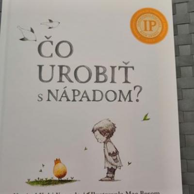 motivačná  knižka     Čo urobiť s nápadom?