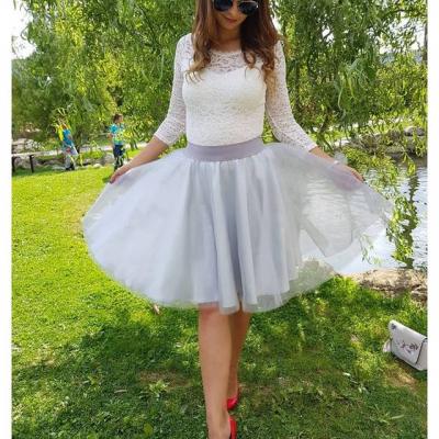 Dámska tutu sukňa