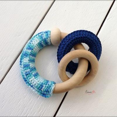 Hrkálka modrá