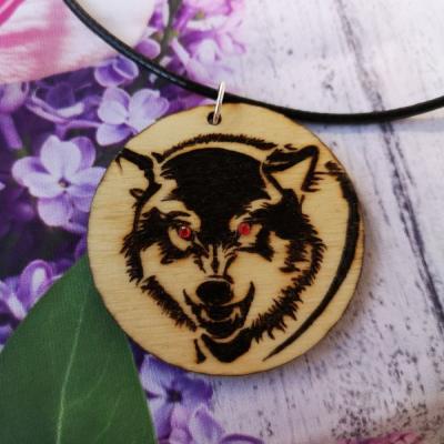 Prívesok Vlk