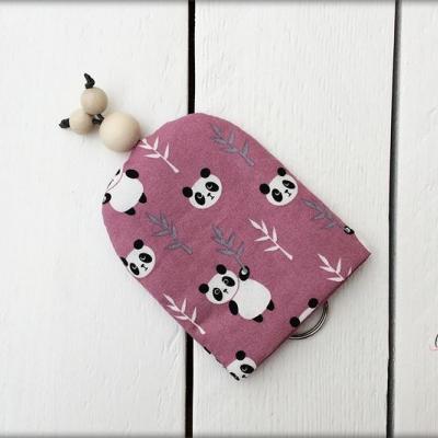 Kľúčenka - ružové pandy