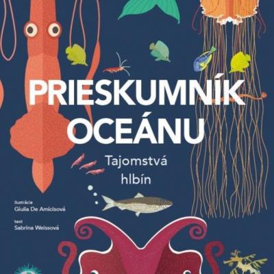 Detská knižka Prieskumník oceánu