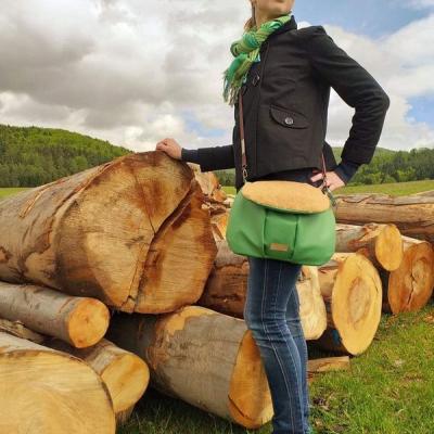 Zelená kabelka Nature🌲🌳🌲
