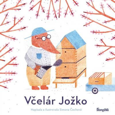 knižka Včelár Jožko  vek 3+